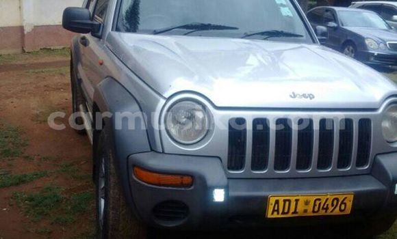 Buy Used Jeep Cherokee Silver Car in Harare in Harare