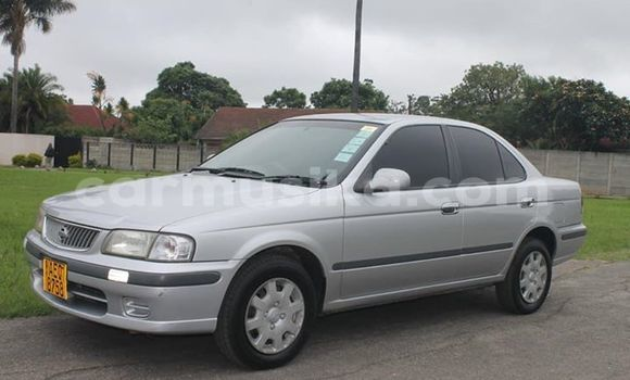 Buy Used Nissan Sunny Silver Car in Harare in Harare