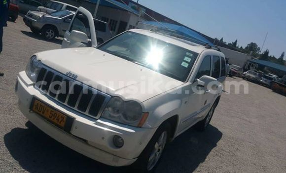 Buy Used Jeep Grand Cherokee White Car in Harare in Harare