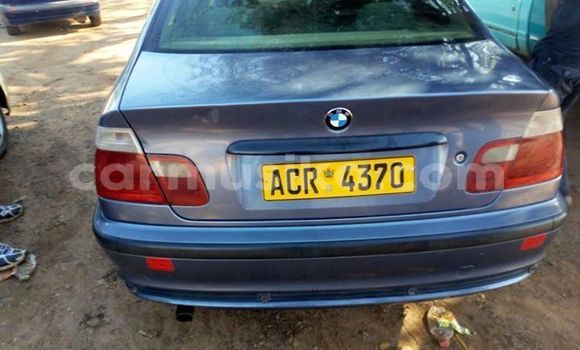 Buy Used BMW 3–Series Blue Car in Harare in Harare