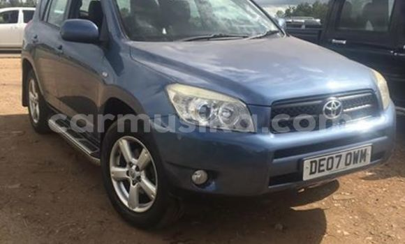 Buy Used Toyota RAV4 Blue Car in Harare in Harare