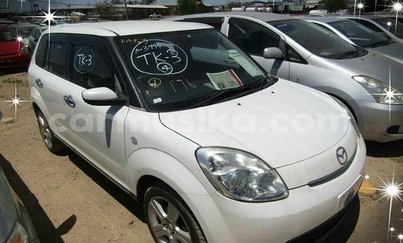 Buy Used Mazda Verisa White Car in Harare in Harare