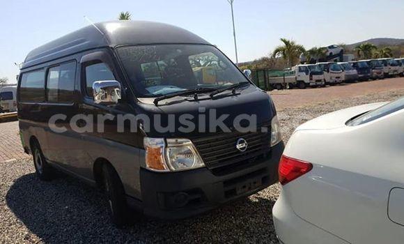 Buy Used Nissan Caravan Black Car in Harare in Harare