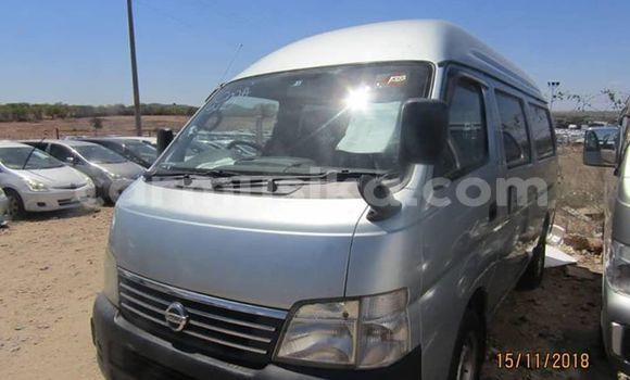 Buy Used Nissan Caravan Silver Car in Harare in Harare