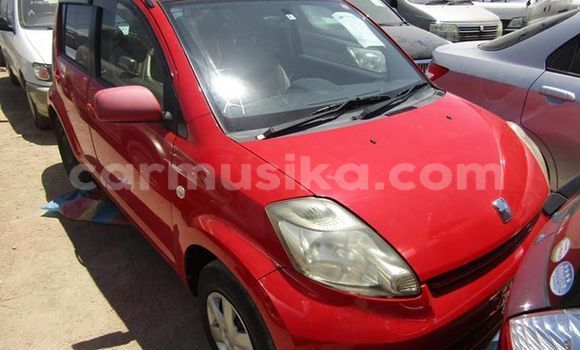 Buy Used Toyota Passo Red Car in Harare in Harare