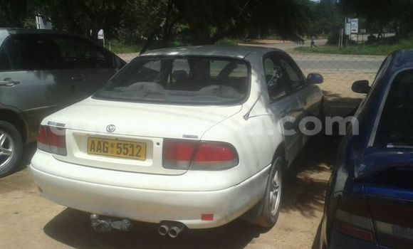 Buy Used Mazda 626 White Car in Harare in Harare