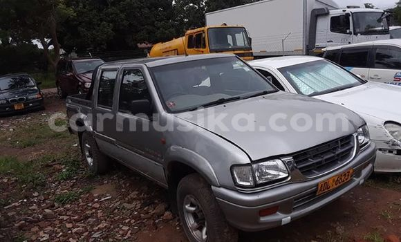 Buy Used Isuzu KB Silver Car in Harare in Harare