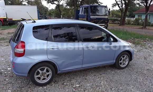 Buy Used Honda Fit Blue Car in Harare in Harare