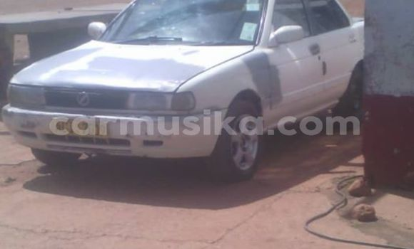 Buy Used Nissan Sunny White Car in Harare in Harare