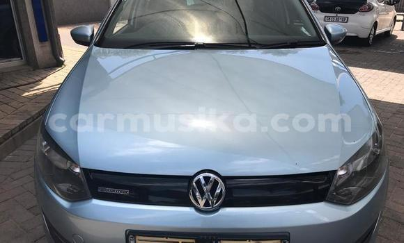 Buy Used Volkswagen Polo Blue Car in Harare in Harare