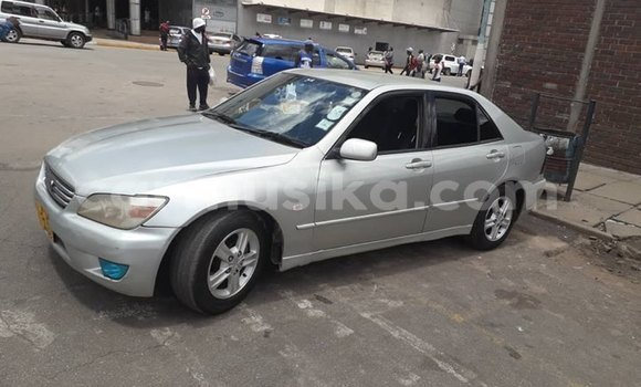 Buy Used Toyota Altezza Silver Car in Harare in Harare