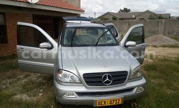 Buy Used Mercedes‒Benz ML–Class Silver Car in Harare in Harare