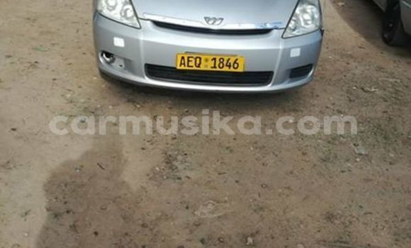 Buy Used Toyota Wish Silver Car in Harare in Harare