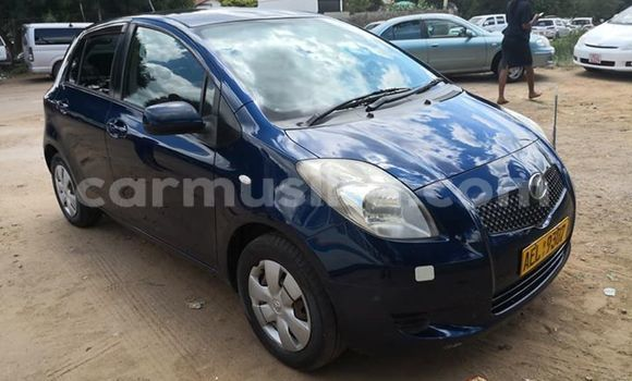Buy Used Toyota Vitz Blue Car in Harare in Harare