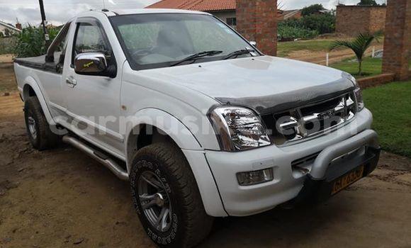 Buy Used Isuzu KB White Car in Harare in Harare