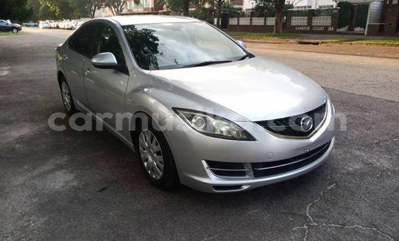 Buy Used Mazda Atenza Silver Car in Harare in Harare