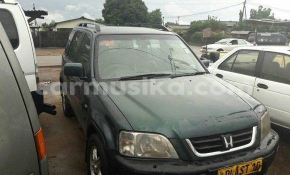 Buy Used Honda CR-V Green Car in Harare in Harare