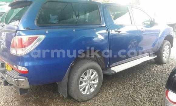 Buy Used Mazda BT-50 Blue Car in Harare in Harare