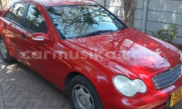 Buy Used Mercedes-Benz C-klasse Red Car in Harare in Harare