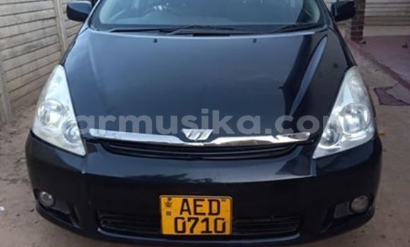 Buy Used Toyota Wish Black Car in Harare in Harare