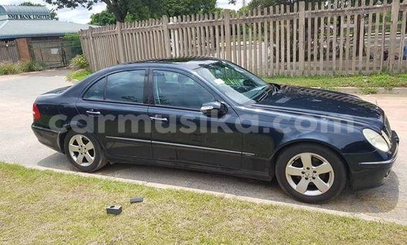 Buy Used Mercedes-Benz E-klasse Black Car in Harare in Harare