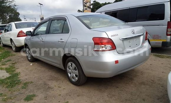 Buy Used Toyota Belta Silver Car in Harare in Harare