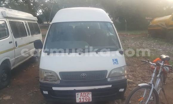 Buy Used Toyota Hiace White Car in Harare in Harare