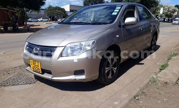 Buy Used Toyota Axio Silver Car in Harare in Harare