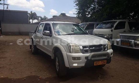 Buy Used Isuzu KB White Car in Harare in Harare