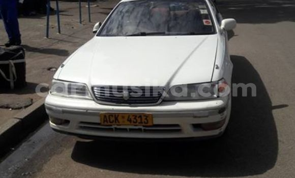 Buy Used Toyota Mark II White Car in Harare in Harare