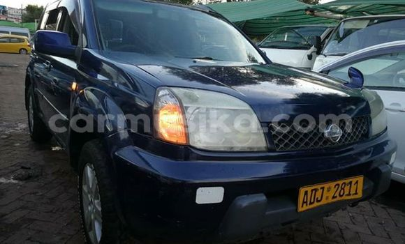 Buy Used Nissan X–Trail Blue Car in Harare in Harare