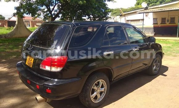 Buy Used Toyota Harrier Black Car in Harare in Harare