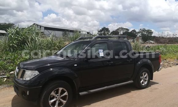 Buy Used Nissan Navara Black Car in Harare in Harare