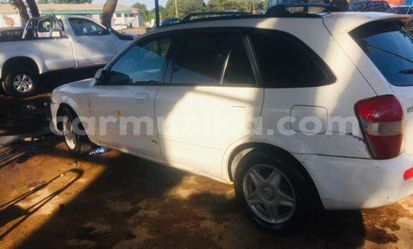 Buy Used Mazda 323 White Car in Harare in Harare