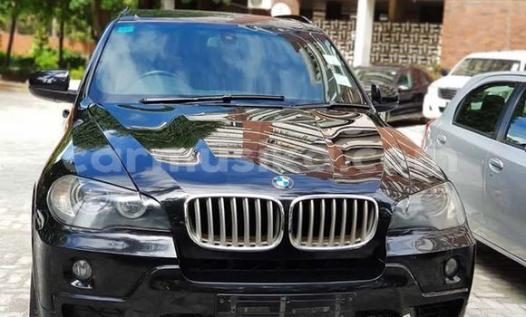 Buy Used BMW X5 Black Car in Harare in Harare