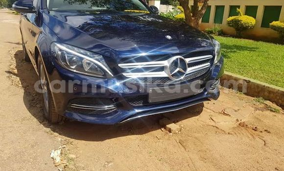 Buy Used Mercedes-Benz C-klasse Blue Car in Harare in Harare