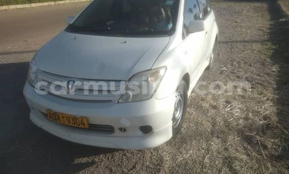 Buy Used Toyota IST White Car in Harare in Harare