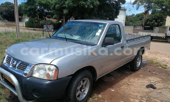 Buy Used Nissan Hardbody Silver Car in Harare in Harare