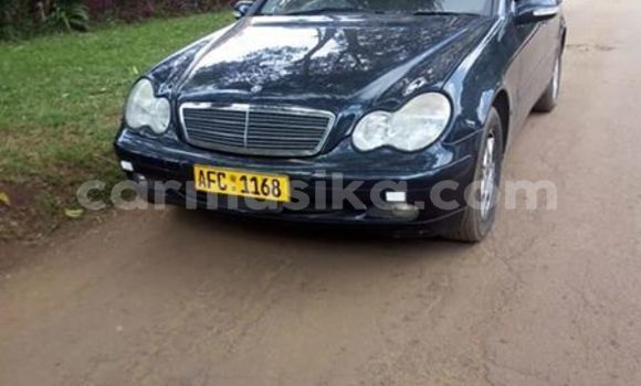 Buy Used Mercedes‒Benz C-klasse Blue Car in Harare in Harare