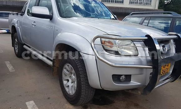 Buy Used Mazda BT-50 Silver Car in Harare in Harare