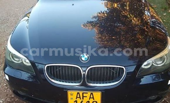 Buy Used BMW 5–Series Black Car in Harare in Harare