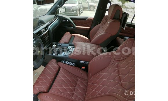 Buy Import Lexus LX White Car in Import - Dubai in Harare