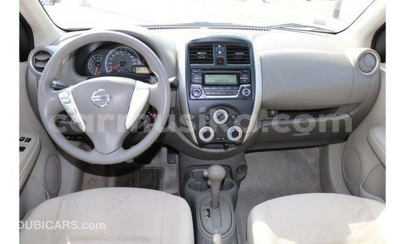 Buy Import Nissan Sunny White Car in Import - Dubai in Harare