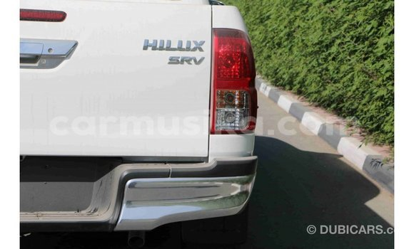Buy Import Toyota Hilux Black Car in Import - Dubai in Harare