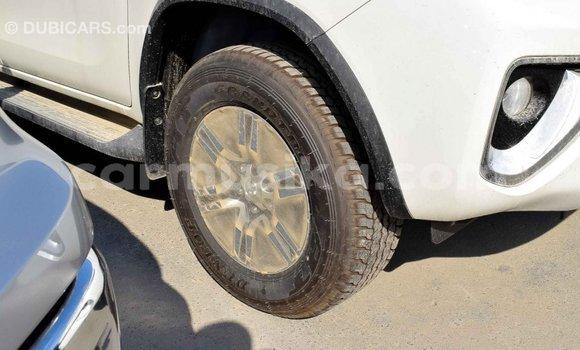 Buy Import Toyota Fortuner White Car in Import - Dubai in Harare