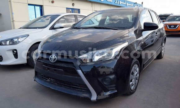 Buy Import Toyota Yaris Black Car in Import - Dubai in Harare