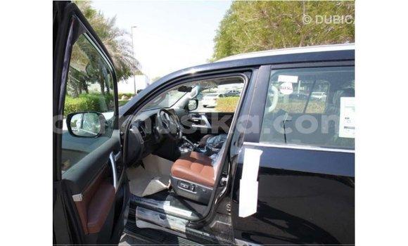Buy Import Toyota Land Cruiser Black Car in Import - Dubai in Harare