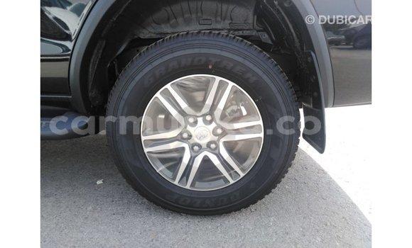 Buy Import Toyota Fortuner Black Car in Import - Dubai in Harare
