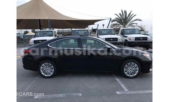 Buy Import Lexus ES Black Car in Import - Dubai in Harare