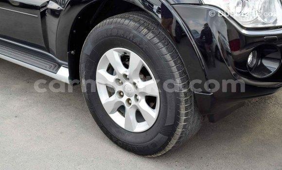 Buy Import Mitsubishi Pajero Black Car in Import - Dubai in Harare